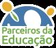 Parceiros da educação Logo