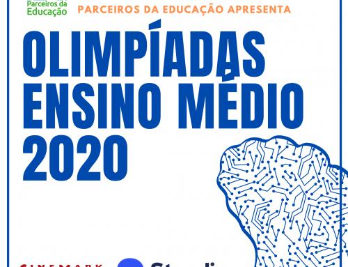 Olimpíadas para o Ensino Médio incentiva alunos das escolas estaduais das Diretorias de Ensino Sul 1 e Sul 2